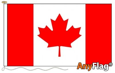 - CANADA ANYFLAG RANGE - VARIOUS SIZES